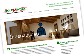 Tischlerei GmbH Schmdit in Auma-Weidatal