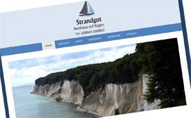 Ferienwohnung an der Ostsee für 6 Erwachsene und 2 Kinder