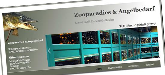 Greiz webdesign angelbedarf und zooparadies zeulenroda for Bunte teichfische