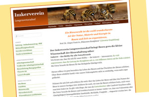 Referenz des Imkervereins Langenwetzendorf