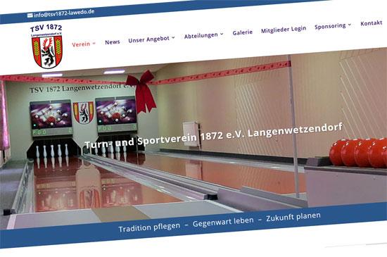 Sportverein Langenwetzendorf